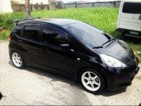 Black Honda Jazz 2013 Manual Gasoline for sale in Parañaque