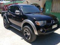 Selling Mitsubishi Strada 2008 Manual Diesel in Butuan