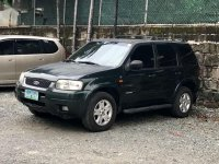 Selling Ford Escape 2003 Automatic Gasoline in Antipolo