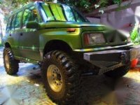 2nd Hand Suzuki Vitara 1995 for sale in Manila