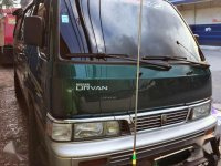 2nd Hand Nissan Urvan 2000 Manual Diesel for sale in Cainta