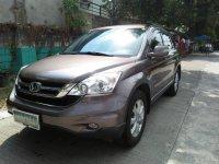 Selling Honda Cr-V 2011 Manual Gasoline in Pasig