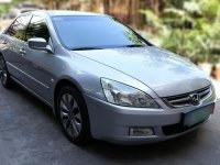 Sell 2nd Hand 2004 Honda Accord Automatic Gasoline at 100000 km in Makati