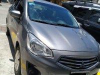 Selling Mitsubishi Mirage G4 2015 at 40000 km in Solano