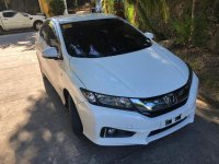 Selling 2nd Hand Honda City 2017 Automatic Gasoline in Manila