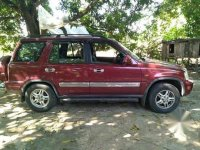 2nd Hand Honda Cr-V 2001 Manual Gasoline for sale in Baguio