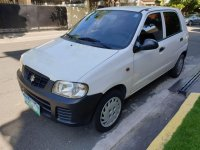 Selling 2nd Hand Suzuki Alto 2013 in Pasay