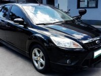 Black Ford Focus 2011 at 50000 km for sale in Meycauayan