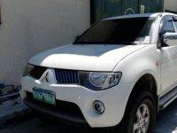 Selling 2nd Hand Mitsubishi Strada 2009 in Parañaque