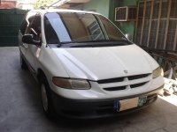 2nd Hand Chrysler Grand Voyager 2001 at 130000 km for sale in Manila