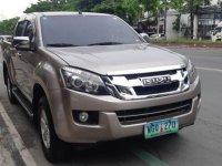 Isuzu D-Max 2014 Automatic Diesel for sale in Quezon City