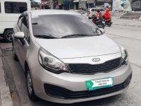 Selling 2012 Kia Rio Sedan for sale in Quezon City