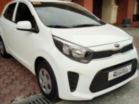 Sell 2nd Hand 2018 Kia Picanto Manual Gasoline at 5000 km in Calasiao