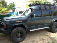 2nd Hand Nissan Patrol 1995 Manual Diesel for sale in Zamboanga City