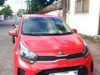 Sell 2nd Hand 2018 Kia Picanto at 10000 km in Marikina