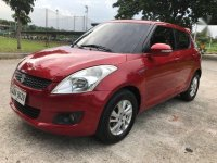 Sell 2nd Hand 2014 Suzuki Swift Automatic Gasoline at 60000 km in Davao City