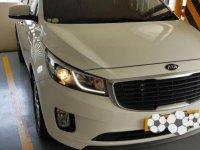 Selling Kia Grand Carnival 2017 Automatic Diesel in Angeles