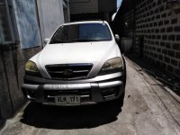Selling Kia Sorento 2004 Manual Gasoline in Pasay