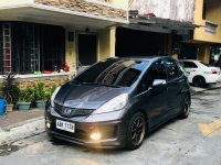 Gray Honda Jazz 2013 Automatic Gasoline for sale in Quezon City