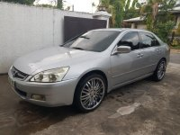 Selling Honda Accord 2004 Automatic Gasoline in Quezon City