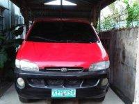 Red Hyundai Starex 2008 Van for sale in Jagna