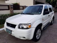 Sell 2nd Hand 2007 Ford Escape Automatic Gasoline at 100000 km in Parañaque