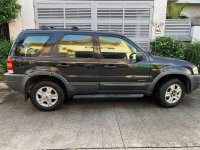 2nd Hand Ford Escape 2003 at 107968 km for sale in Taytay