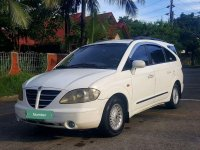 Selling Ssangyong Stavic 2005 Automatic Diesel in Quezon City