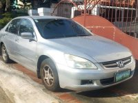 Selling Honda Accord 2006 Automatic Gasoline in Quezon City