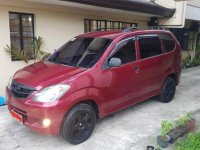 Toyota Avanza 2008 Manual Gasoline for sale in Samal