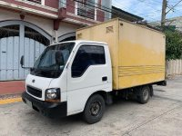 Selling 2nd Hand Kia Kc2700 2003 Van Manual Diesel at 80000 km in Manila