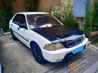 Selling Honda City 1998 Manual Gasoline in Quezon City