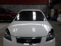 2nd Hand Kia Rio 2011 Manual Gasoline for sale in Tuguegarao
