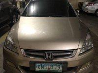 Selling 2nd Hand Honda Accord 2004 in Manila
