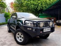 Sell 2nd Hand 2015 Nissan Navara at 46000 km in Quezon City