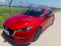 Selling Mazda 3 2017 Hatchback Manual Gasoline in Davao City