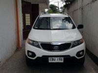 2nd Hand Kia Sorento 2012 Automatic Gasoline for sale in Daraga
