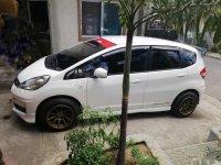 Sell White 2013 Honda Jazz Hatchback in Manila
