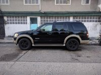 Selling 2nd Hand Ford Explorer 2007 Automatic Gasoline at 130000 km in Makati