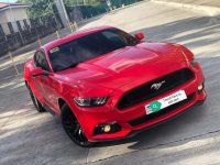 Selling Ford Mustang 2016 Automatic Gasoline in Dasmariñas