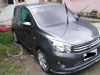 Selling 2nd Hand Suzuki Celerio 2017 Manual Gasoline at 30000 km in Davao City