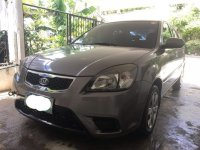 Selling Kia Rio 2011 Manual Gasoline in Butuan