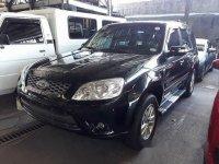 Black Ford Escape 2012 at 21142 km for sale