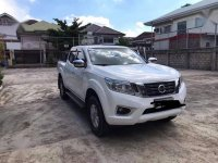 Selling 2nd Hand Nissan Navara 2015 Manual Gasoline at 70989 km in Cebu City