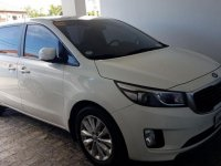 Kia Carnival 2016 Automatic Diesel for sale in Bacolod