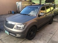 Sell 2nd Hand 2011 Kia Mohave Automatic Diesel at 60000 km in Quezon City