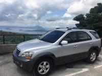 Sell Silver 2007 Kia Sorento Automatic Diesel at 106000 km