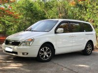 Sell 2nd Hand 2013 Kia Carnival Automatic Diesel at 40000 km in Parañaque