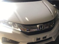 Sell 2nd Hand 2017 Honda City Automatic Gasoline at 80000 km in Lipa