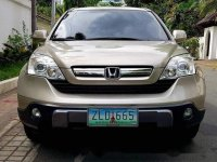 Selling Honda Cr-V 2007 Automatic Diesel in Leyte